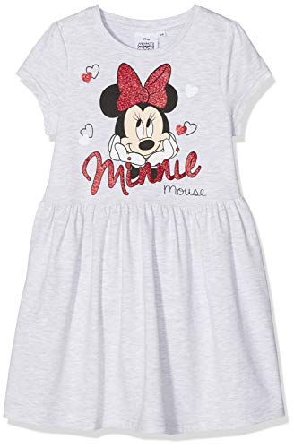Robe Minnie Mouse 100% coton de Disney