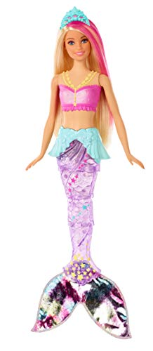 Barbie Dreamtopia sirène aquatique