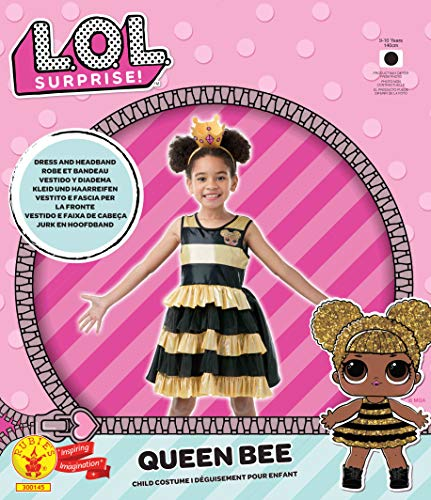 Déguisement officiel  L.O.L. Surprise Queen Bee