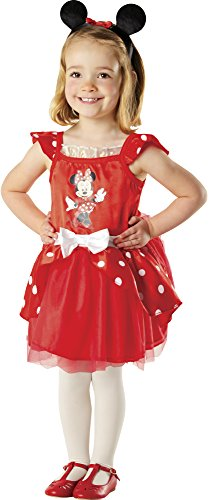 Déguisement de Carnaval Minnie Mouse Rouge