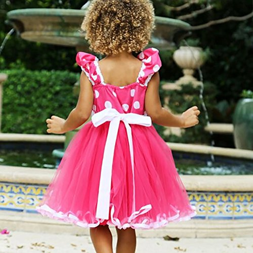 Robes Minnie Mouse girly