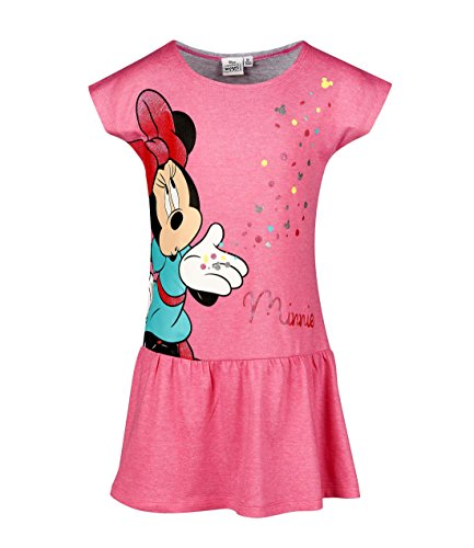 Robe Minnie Mouse Rose de Disney pour la plage