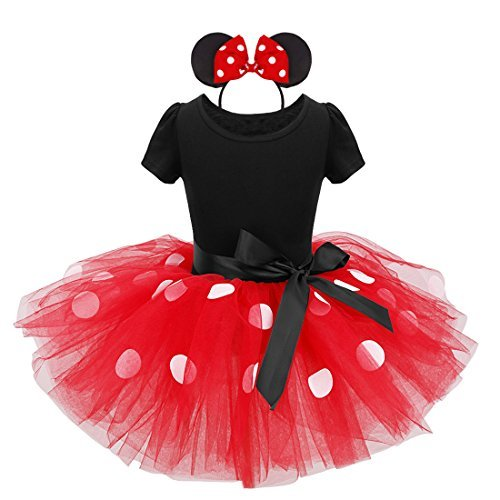 La robe Minnie Tutu